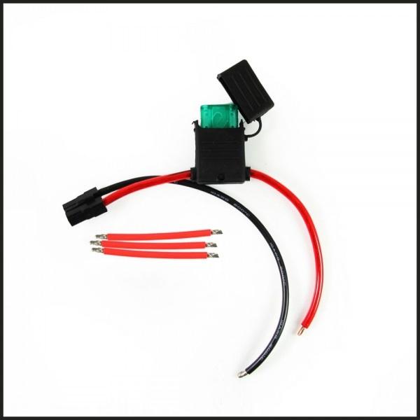 akkumulátor kábelszett 48V akkupakkhoz