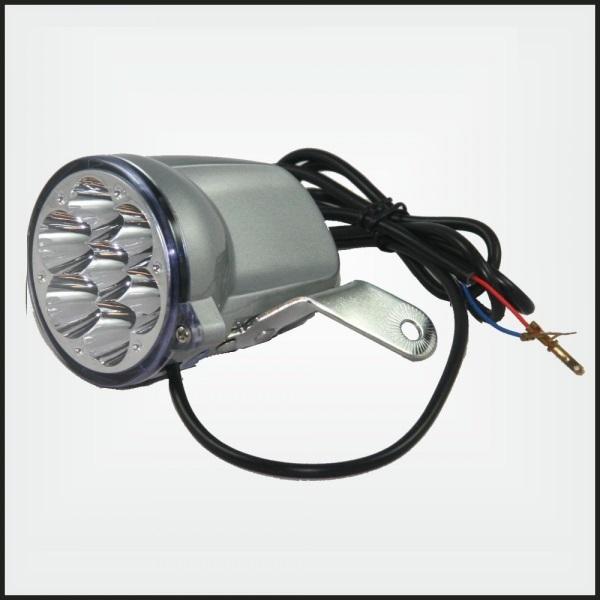 Első lámpa 12V