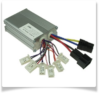 motorvezérlő elektronika 500w